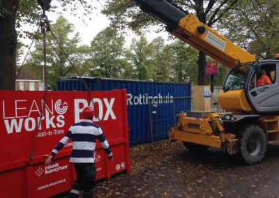 Renovatie Bankastraat Groningen