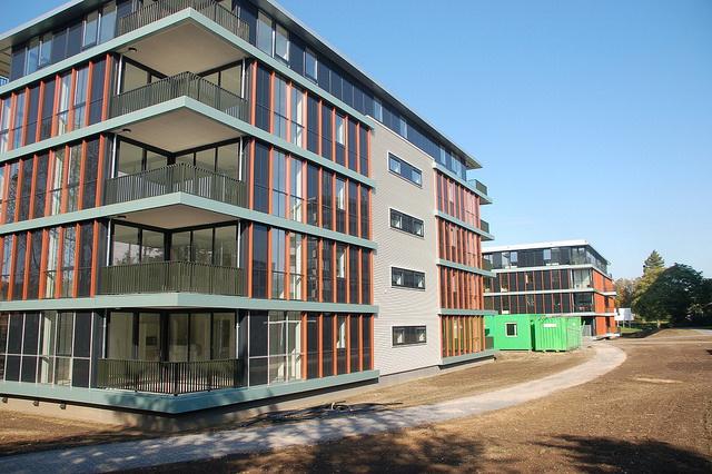 Nieuwbouw Alpha & Omega Nijmegen