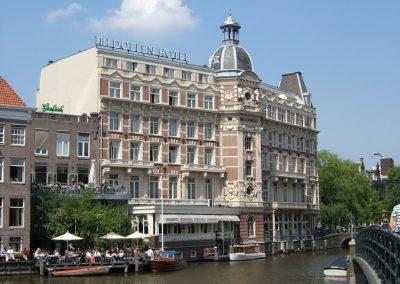 Renovatie NH Doelen Amsterdam