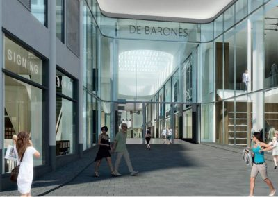 Revitalisering winkelcentrum Barones Breda