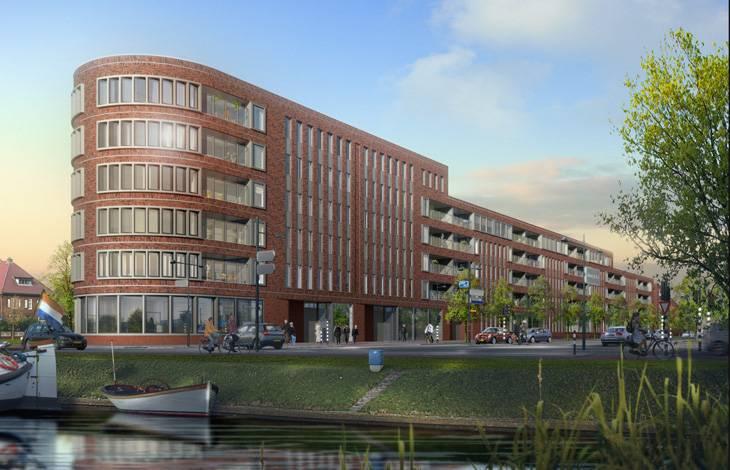 Nieuwbouw Breda Vooruit