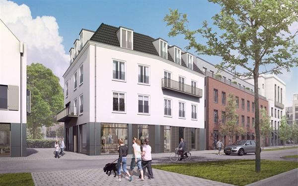 Nieuwbouw Gasthuyspoort Breda